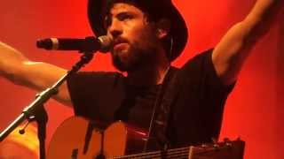 "Avett Brothers ""Once and Future Carpenter"" South Side Ballroom, Dallas, TX 02.28.15"