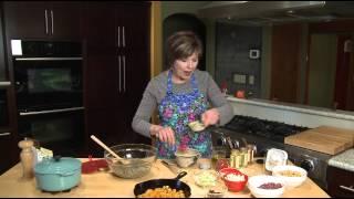 Good Food, Good Life, 365 - Hearty Wild Rice Salad