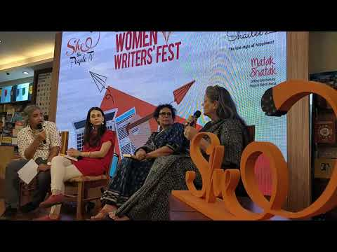 Indian Novels Collective on Translations at The Women's Writers Fest, Mumbai