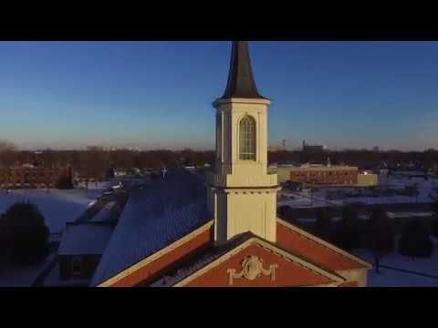 Aerial Videography: Hastings College