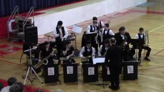 CCHS Cougar Band | Higher Ground