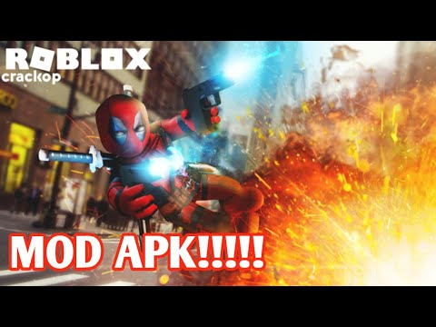ROBLOX MOD APK NEW VERSION!!!!!!!