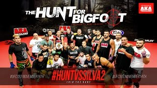 Mark Hunt: The Hunt For Bigfoot - Road To Hunt vs Silva II - UFC 193 - AKA Thailand