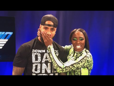 Download Youtube: Could Jimmy Uso and Naomi end up teaming with other Superstars at Mixed Match Challenge?