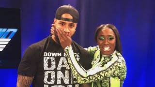 Could Jimmy Uso and Naomi end up teaming with other Superstars at Mixed Match Challenge? thumbnail