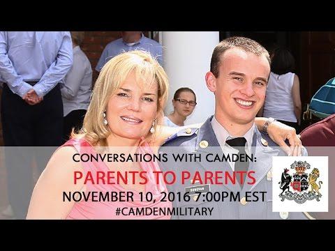 Conversations with Camden: Parent to Parent
