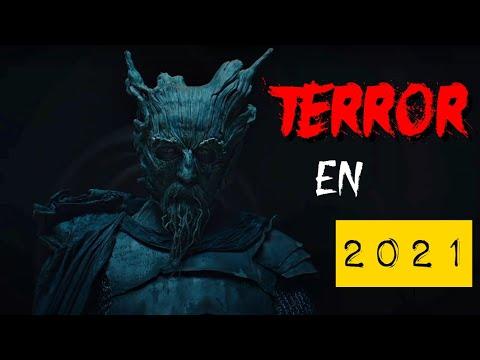 Las 7 MEJORES películas de TERROR para 2021 | TOP