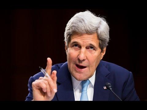 John Kerry Testifies on ISIS War