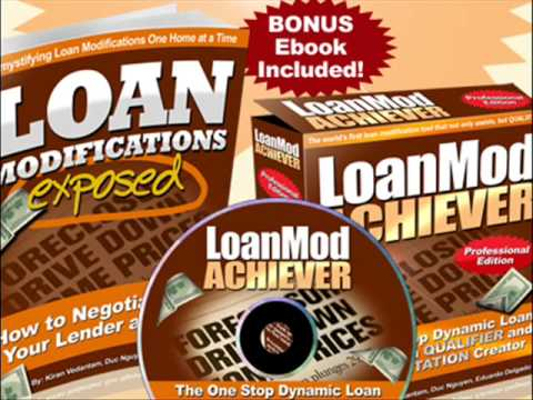 Loan Mod, Mortgage, Modification Exposed Radio Show Part 2 of 2
