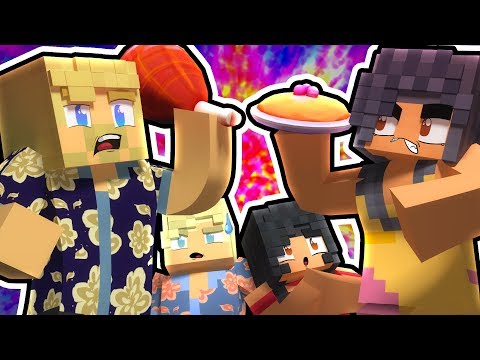 The Parent Fight | Minecraft Hide and Seek