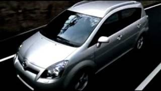 Toyota - Corolla Verso video