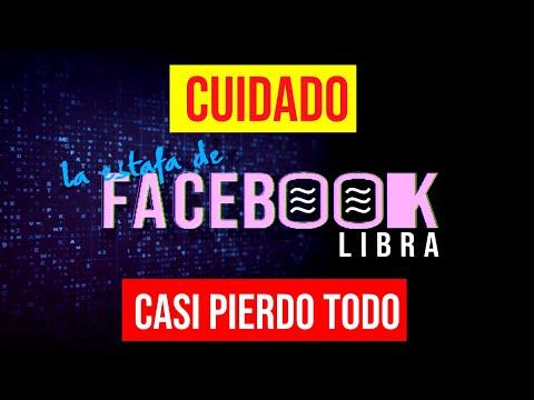 La Nueva ESTAFA de Facebook : Libra