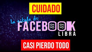 Gambar cover La Nueva ESTAFA de Facebook : Libra