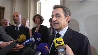 """""""Personne ne parlait comme Charles Pasqua"""", se souvient Nicolas Sarkozy"""