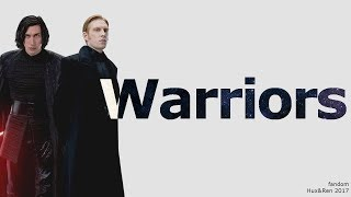 Kylo Ren  Armitage Hux  Warriors