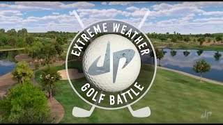 Time to golf in a hurricane! Thanks to Full Swing for sponsoring this video! ▻ Click HERE to subscribe to Dude Perfect! http://bit.ly/SubDudePerfect ▻ Click ...