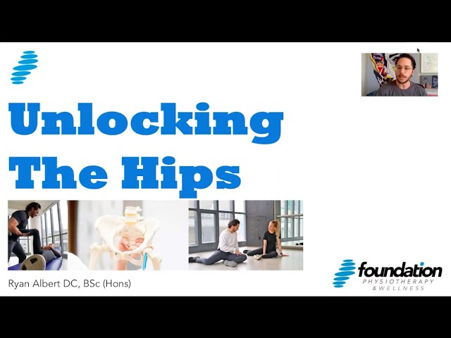 Unlocking The Hips Webinar