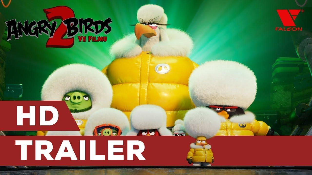 Angry Birds ve filmu 2 (2019) HD trailer #1 | CZ dabing
