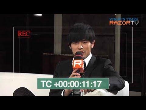 """Jay Chou's English test (Jay Chou aka """"Kato"""" Pt 1)"""