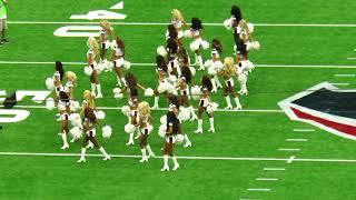 Texans Cheerleaders 2017