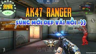 CF Mobile : Súng Mới AK47 Ranger Và Nhiều Vũ Khí Mới Ở Phiên Bản Thử Nghiệm