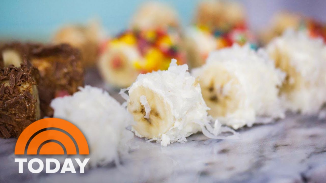 Banana Sushi Is the Back-to-School Snack Taking Pinterest By Storm