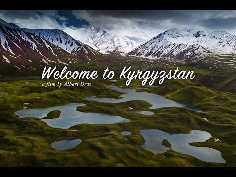Welcome to Kyrgyzstan 4k