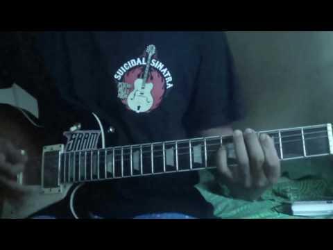Superman Is Dead - Cerita semalam (cover gitar + Solo) HD
