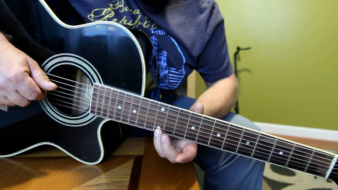 """Учимся играть на семиструнной гитаре """"Гибель Титаника ..."""