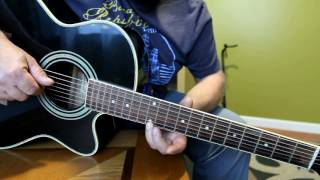 """Учимся играть на семиструнной гитаре """"Гибель Титаника"""" Урок 3"""