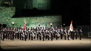 The Royal Edinburgh Military Tattoo 2012