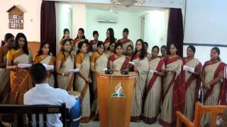Seventh Day Adaventist Church Maninagar  Ladies Choir - Hindi Song
