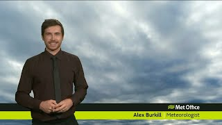 Monday morning forecast 19/11/18