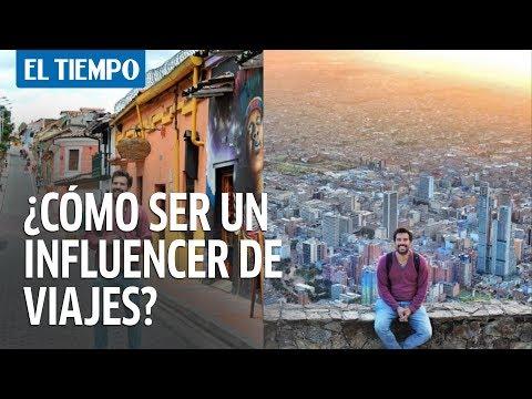 ¿Cómo es ser influencer de viajes y que te paguen por recorrer el mundo? I EL TIEMPO