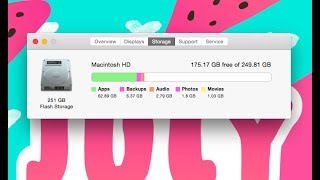 """How to Get Rid of """"Other"""" Storage on Mac - Easy Ways"""