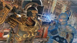 [For Honor] Back to Centurion - Reputation 23 Duels
