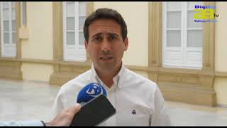 Diputación impulsa el empleo en la provincia a través de las obras del 'Programa Acelera'