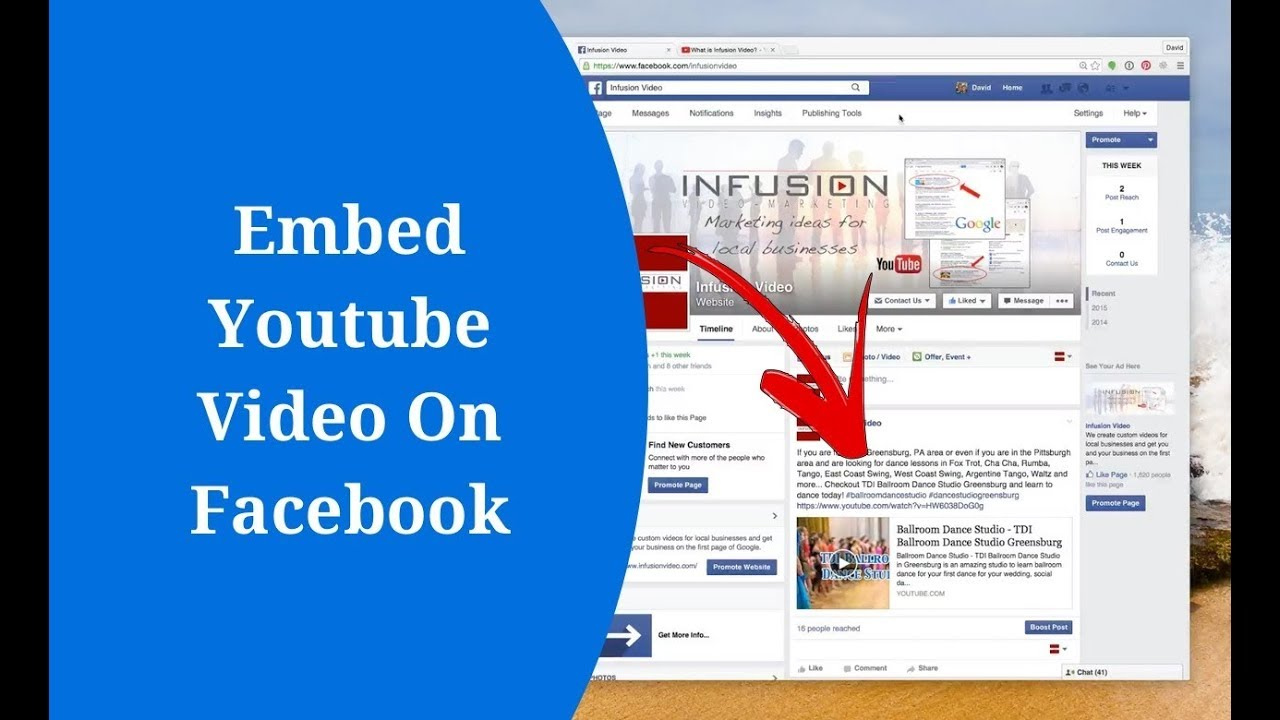how to close video on facebook