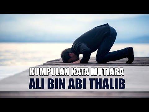 Kumpulan Kata Mutiara Ali Bin Abi Thalib Bagian#1, Para Pejalan