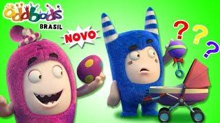 Oddbods | CAÇA AOS OVOS | Desenho Animado Divertido Para Crianças