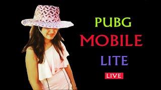 Pubg Mobile Lite Live GirlStream   Teamcode   CustomRoom #PubgLive , #PubgGirl , #TikTokBanned