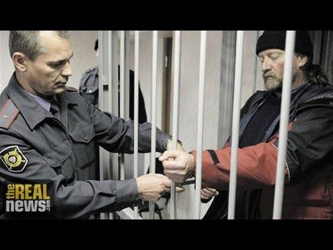 Russian Court Grants Canadian Greenpeace Activist Bail