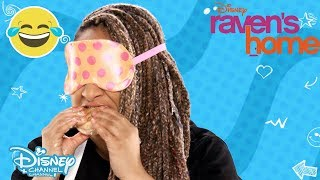 Raven's Home | British Challenge  🇬🇧ft. Raven Symone | Disney Channel UK
