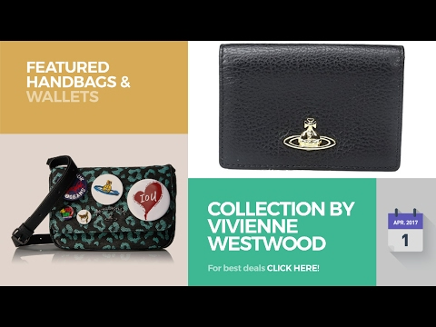 Collection By Vivienne Westwood Featured Handbags & Wallets