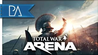 I MAKE THE ULTIMATE SACRIFICE - Total War: ARENA Gameplay