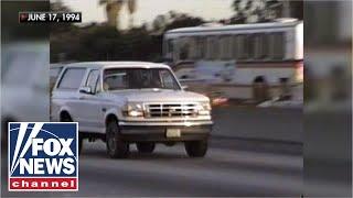 OJ Simpson's white Bronco chase: 25 years later thumbnail