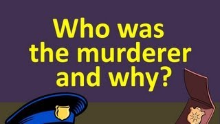 The Murder Mystery Game 20