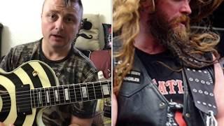 Обзор гитары Gibson Les Paul Custom Zakk Wylde