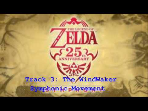 The Legend of Zelda 25th Anniversary Orchestra  FULL OST