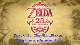 Скачать The Legend Of Zelda 25th Anniversary Orchestra FULL OST